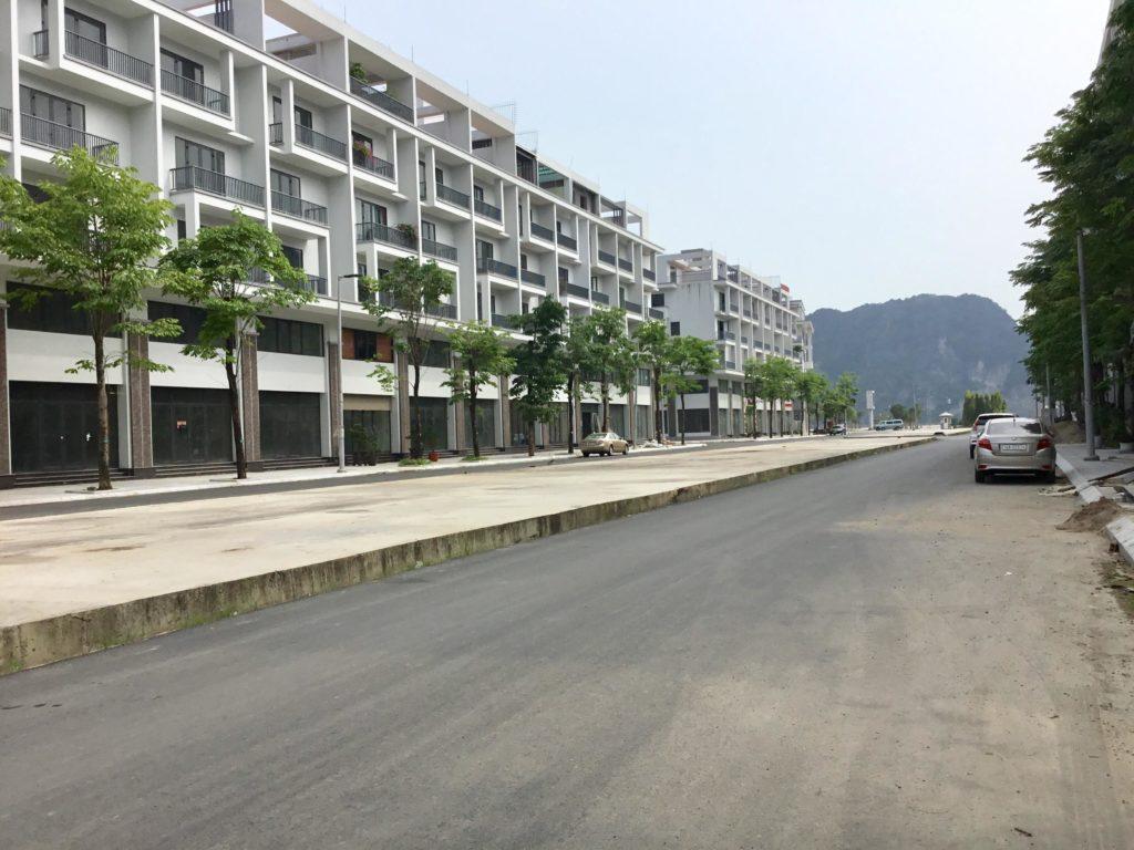 khu đô thị Mon bay