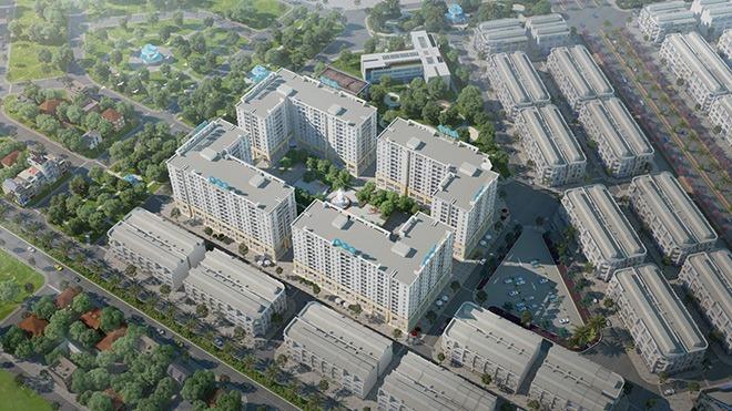 chung cư FLC Hà Khánh