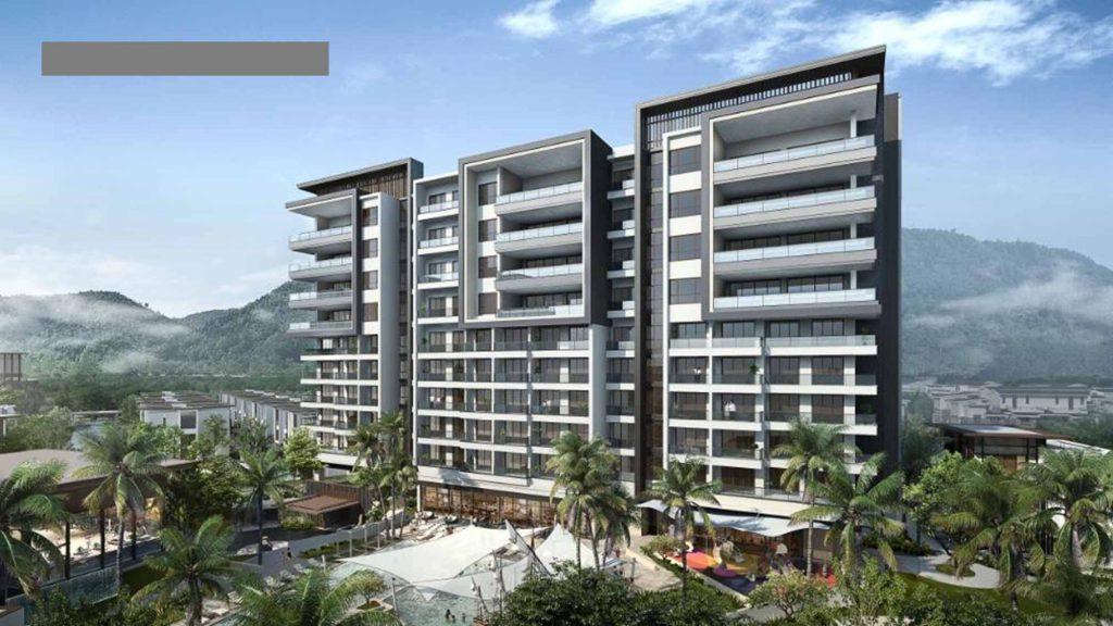 Sky-residences-InterContinental Halong Bay - Garden Villas